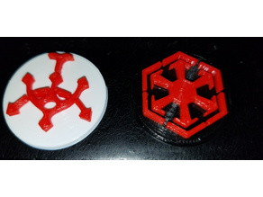 Star Wars Insignia (Hutt and Sith)