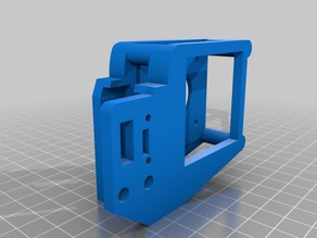 Ender-3 Y Axis Stepper Mount for Damper