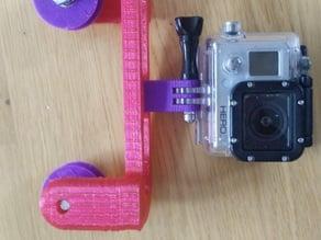 GoPro rope mount (nacelle)