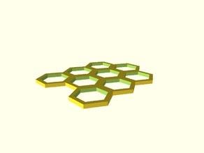 Honeycomb Generator