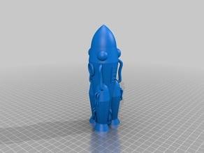Foguete Rocket 01