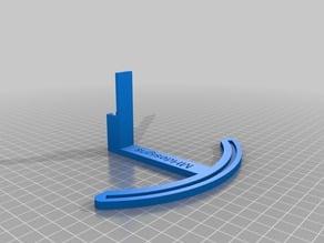 150mm Lithophane holder