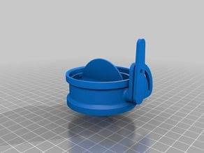 Damper / Valve 55 OD PVC Pipe