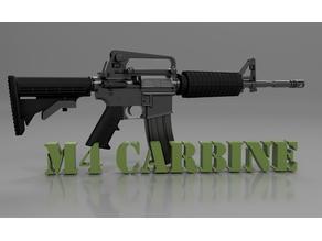 Clints M4 Carbine prop