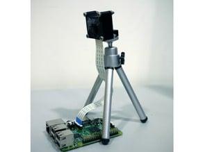 Raspberry Pi Camera NoIR v1.3 Case and Mount