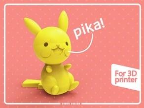 Pikachu Seudo