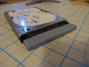 """SATA Protective Cover for 2.5"""" HDD"""