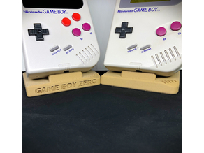 Game Boy Zero and Game Boy (DMG-01) Display Stands