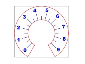 Power Dial for K40 Laser Cutter