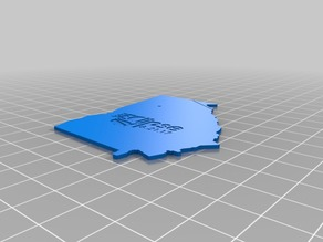 ECLIPSE 2D/3D Printable GEORGIA PINHOLE PROJECTOR