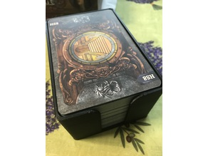 Mysterium Card holder to fit both expansions