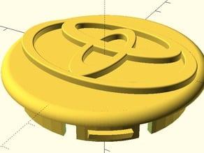 Wheel Cap (any Logo) Generator