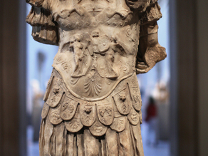 Torso of an Emperor, Roman Imperial