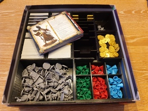 Talisman inlay box, more storage, better overview