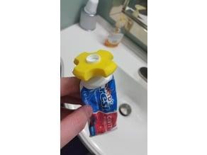Tooth Paste Cap Tool