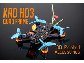 KRD HD3 Accessories