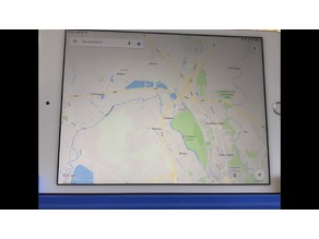 Holder_for_iPad_as_GPS_for_car