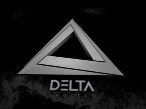 Deltaprocess Logo 3D