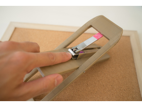 Nailcutter for one hand