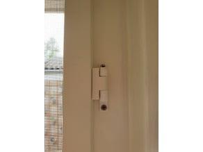 Bruynzeel S500 screen door hinges with various offsets