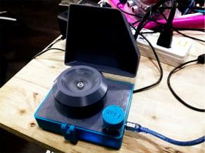 F.Lab's DIYbio Centrifuge