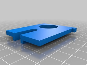 Anti Z Wobble for Maker Select / Duplicator i3