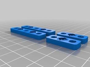 Monoprice Select Mini Z-Axis Rod Stabilizers