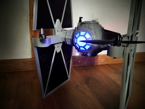 StarWars TieFighter - 250 Racer Style
