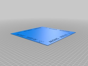 Layout 3D Geek Show - Simplify3D