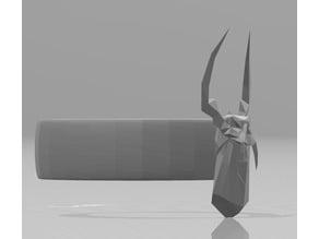 Warlock Nemesis Helmet Ring