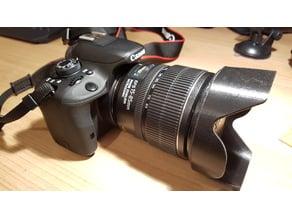 Canon 15-85mm lens hood (EW-78E)