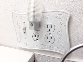 Large Light Switch and Outlet Plug Cover