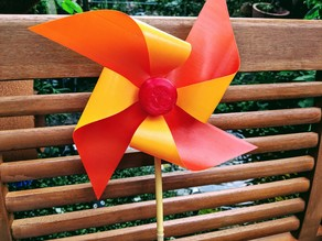 Windmill (Garden / Toy)