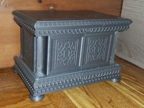 Box - Coffre Renaissance XVI ème