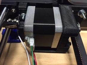 Hictop Reprap Prusa I3 Y-axis motor & endstop mount