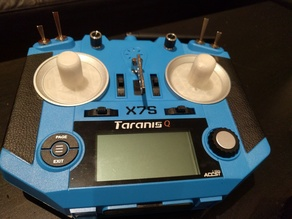 Lotus Gimbal protector for FrSky Taranis (X9D SE, QX7S)