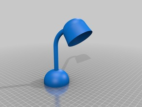Standard Miniature Desk Lamp