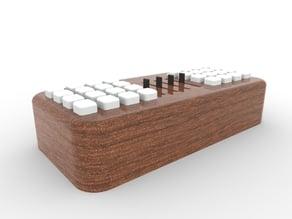 Midui - open source MIDI pad