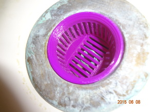 Tub Drain Filter/Strainer