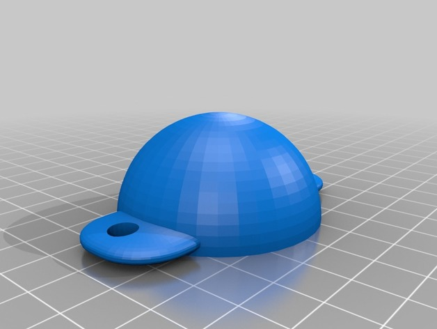 Golf Ball Marker Template By Wdankeriv Thingiverse