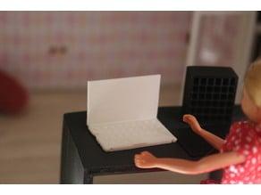 Dollhouse Laptop Computer
