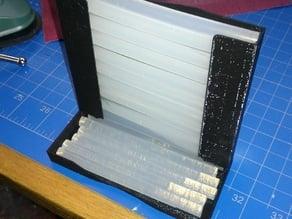 Hot glue stick distributor REMIX