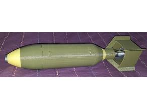 100lb Aerial Bomb