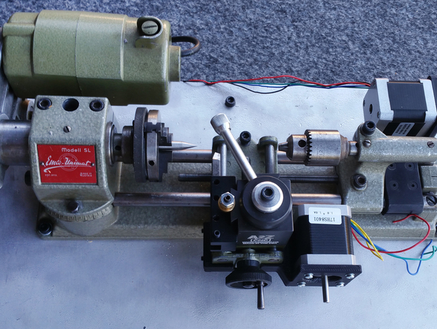 Taig Lathe Join  Beds