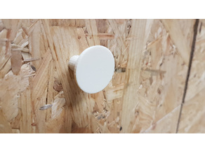 Simple Doorknob / Einfacher Türknauf