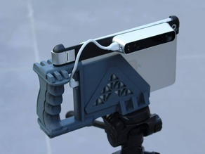 Structure Sensor Tripod/Handle Mount
