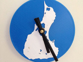 Block Island Clock