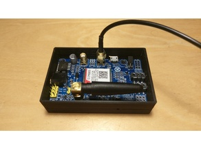 sim808 development board box
