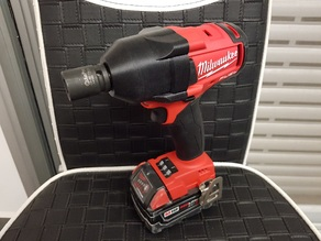 milwaukee M18 impact wrench cover (boot) model 2861/2860 mid torque