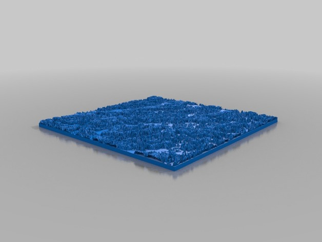 28mm Stone Texture for Terrain Building Foam Surfaces by